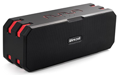 Weatherproof battery powered SPEAKER